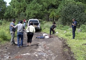 11-го за последний год мэра убили в Мексике