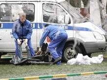 ГУВД Москвы назвало причину взрыва на Тушинском рынке