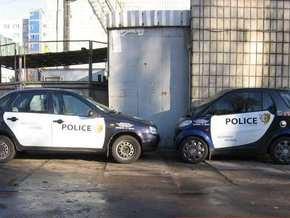 Киевская служба спасения пересела на полицейские авто