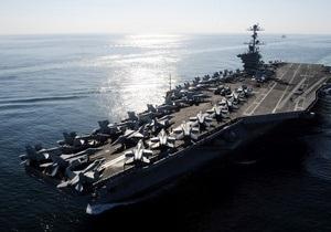 США не станут возвращать авианосец в Персидский залив, но продолжат следить за Ираном