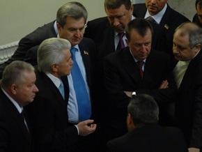 Блок Литвина получил должности председателей Госкомрезерва и Госкомзема