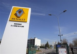 Renault продал последний пакет акций Volvo за $1,9 млрд