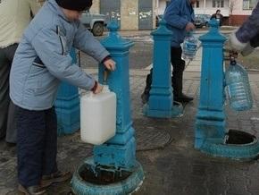 В Киеве 20 бюветов не работают по техническим причинам