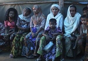 Таиландские чиновники торговали беженцами из Бирмы