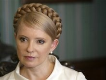 НИ: Тимошенко остановила вступление России в ВТО
