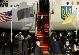 Украина не может обновить парк самолетов для первых лиц из-за кризиса