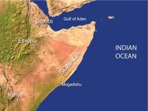 Сомалийские пираты захватили танкер с химикатами