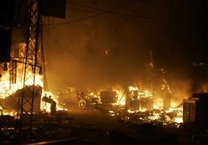 Жертвами теракта в пакистанском Лахоре стали 33 человека, более 130 ранены