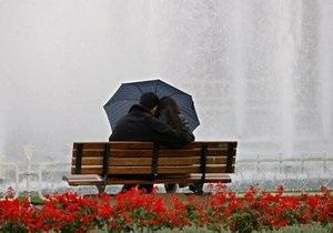 Новости Украины - погода в Украине: На выходных в большинстве областей Украины пройдут дожди