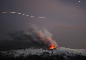 Исландский вулкан выбрасывает все меньше пепла