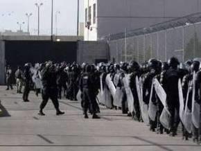 При попытке поднять бунт в бразильской тюрьме сгорели семь заключенных