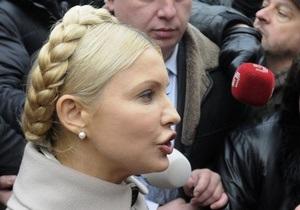Тимошенко: Мое дело готовы передать в суд