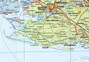 Жители Херсонской области помогли киевской яхте добраться до берега