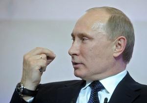 Путин заявил, что в России есть свобода слова