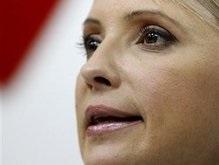Тимошенко готовит ответ СНБО