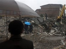 В китайской провинции Сычуань не хватает питьевой воды