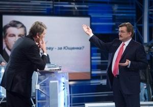 Ющенко сегодня придет на Большую политику