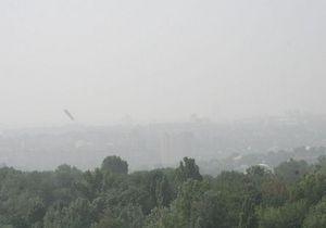 Гослесхоз назвал причину задымленности в Киеве и некоторых областях Украины