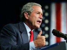 Буш одобряет референдум по НАТО в Украине