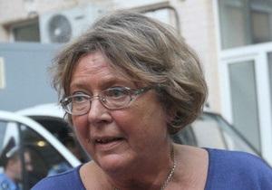 Северинсен призывает создать в ПАСЕ институт докладчика по политическим заключенным в Украине