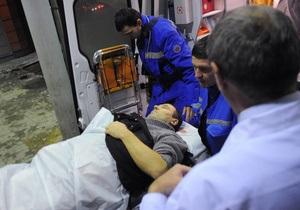 Украинский политик стал очевидцем теракта в Домодедово
