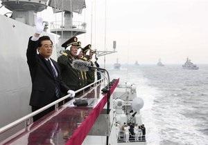 Китай отказался строить военно-морские базы в других странах