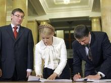 Большинство партий НУ-НС готовы подписаться под коалицией трех уже в субботу