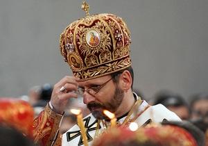 Дело Тимошенко: глава УГКЦ пожелал Кирееву Божьей помощи в установлении истины