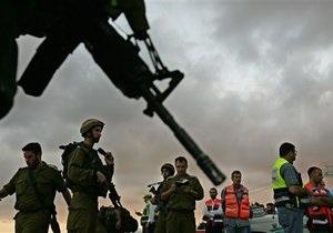 Израильские войска атаковали базу ХАМАС в секторе Газа