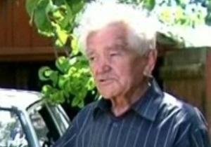 Самому старому водителю Украины - 94 года