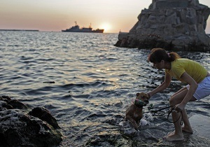 НГ: Черноморскому флоту земля не нужна