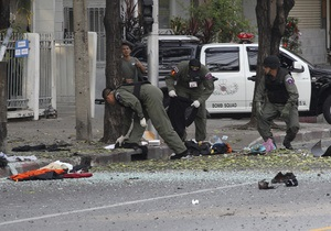 Взрывы в Таиланде: семеро погибших, десятки раненых
