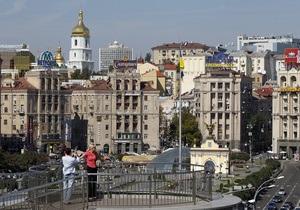 В Украину чаще всего едут российские и польские туристы