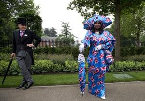 Фотогалерея: Royal Ascot 2013. Наряды и украшения гостей