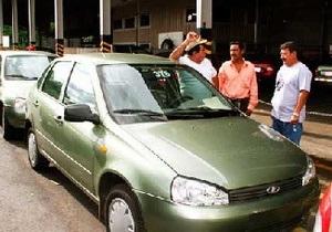 В Никарагуа поступят еще 500 автомобилей Lada Kalina