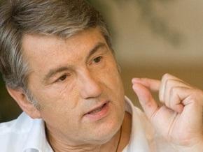 Ющенко: Россия теряет влияние на выборы в Украине