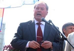 Мэр Николаева вступил в Партию регионов