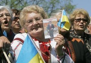 Выборы: в заграничном округе Тигипко проиграл Ющенко