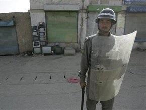 Полиция Кабула нашла взрывные устройства в мусоре возле мечети