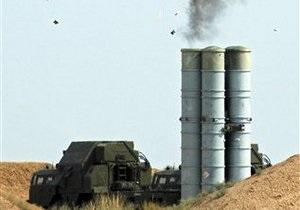 Россия не выполнит контракт на поставку в Иран комплексов С-300