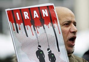 В Иране казнили семь человек, обвиненных в наркоторговле