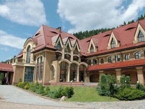 Резиденция Ющенко открыта для посещений