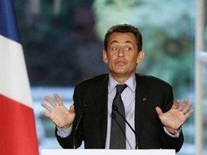 Саркози пригрозил Ирану изоляцией