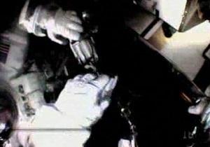Американские астронавты МКС устранили утечку аммиака