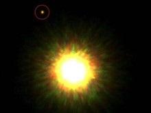 Сделаны первые снимки планеты, вращающейся вокруг похожей на Солнце звезды