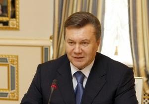 Янукович: Созданы все условия для честных выборов