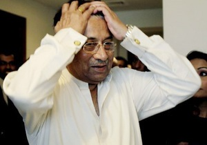 Пакистанская полиция арестовала экс-президента Мушаррафа