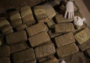 В 2009 году в Китае конфисковали 29 тонн наркотиков