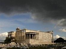 В результате мощного землетрясения в Греции погиб один человек