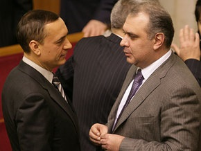 В Секретариате Президента требуют от Мартыненко выйти из Нашей Украины